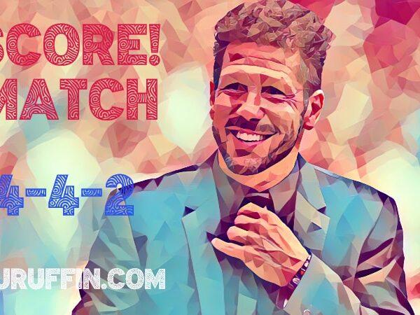 Score! Match攻略⚽4-4-2�コツ�⚔�最強�カウンター・フォーメーション�🧨