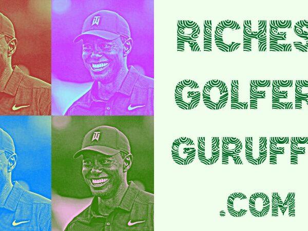 ゴルフ選手の資産ランキング💎世界トップ15👑長者番付⛳2021年版