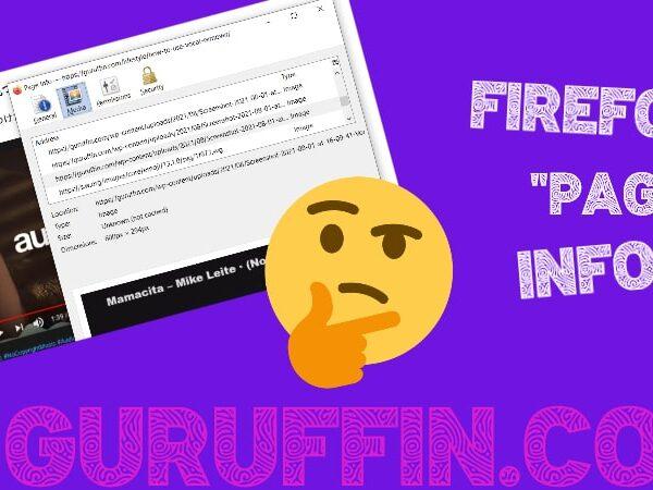 """【解決】Firefoxで""""ページ情報""""が消えた!🤬右クリックで表示されない時の""""正しい""""対処法🤯"""