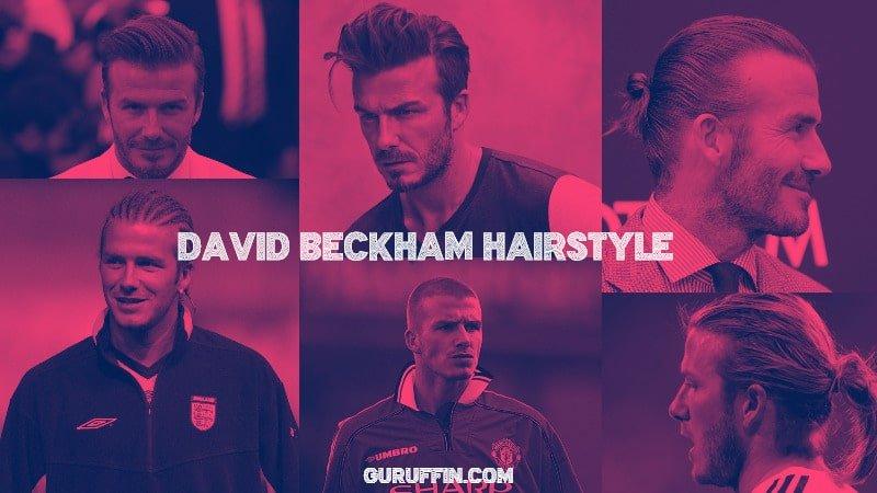 ベッカム�歴代髪型一覧�😉写真�振り返る��1993-2021